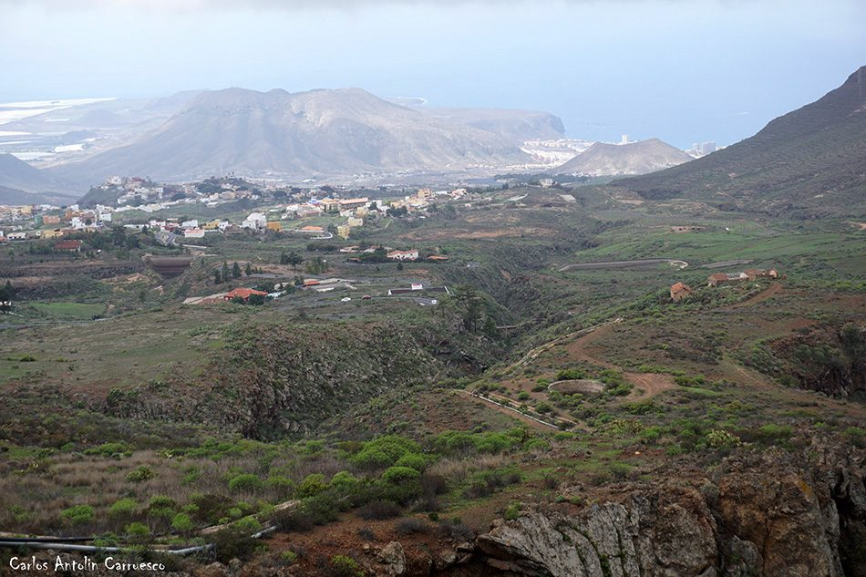 Arona - Barranco del Rey - Tenerife - Montaña de Guaza