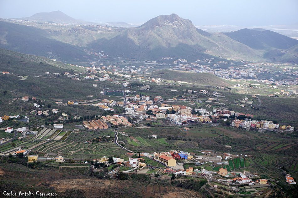 Roque del Conde - Tenerife - arona