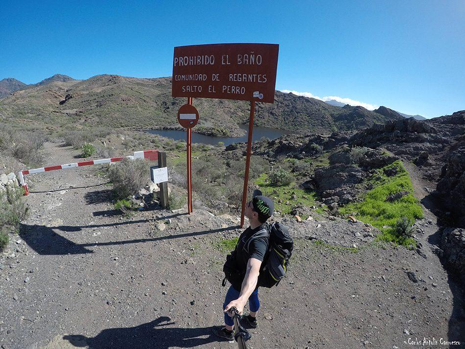 Salto del Perro - Montaña de Tauro - Gran Canaria