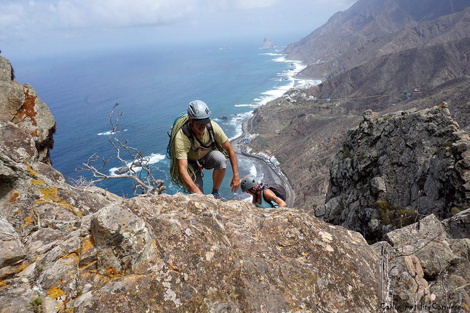 Roque de Las Ánimas - Tenerife