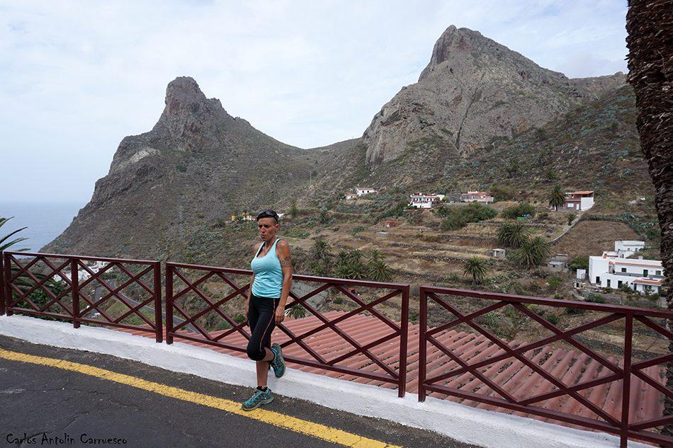 Roque de Las Ánimas - Taganana - Tenerife