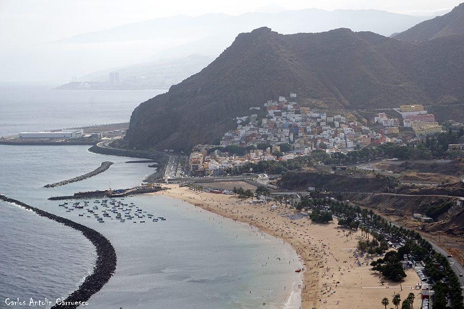 San Andrés - Playa de Las Teresitas - Santa Cruz de Tenerife