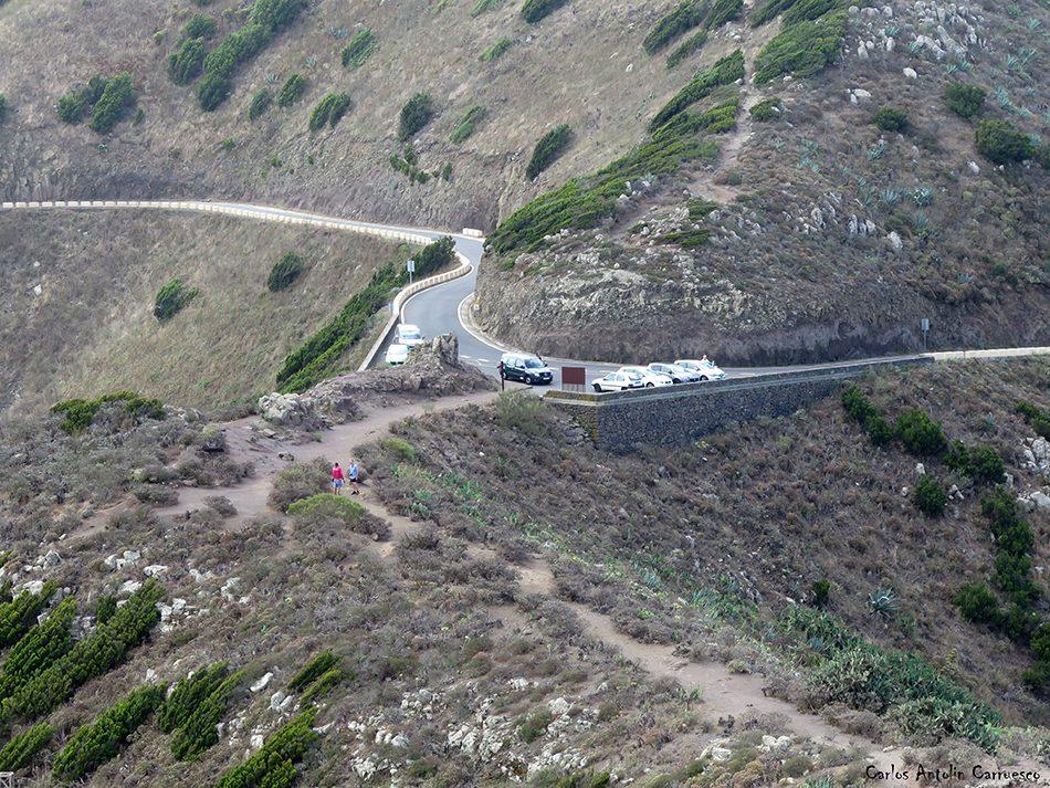 Mirador de La Tabaiba - Carretera de Masca - Tenerife