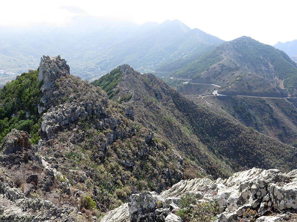 Cumbres de Baracán - Teno Alto - Tenerife