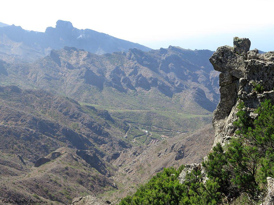 Cumbres de Baracán - El Palmar - Tenerife