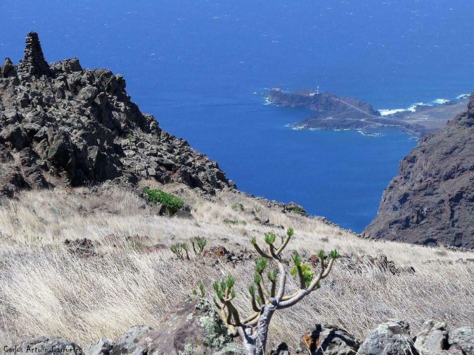 Los Gigantes - Teno Alto - Tenerife - Punta de Teno - Faro de Teno