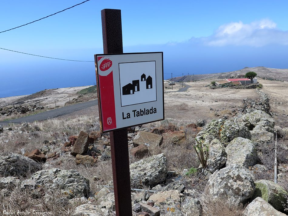 La Tablada - Teno Alto - Tenerife