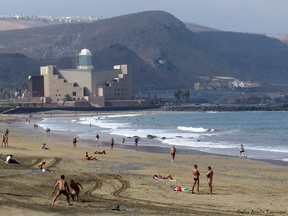 Las Palmas de Gran Canaria - Las Canteras - Gran Canaria - alfredo kraus