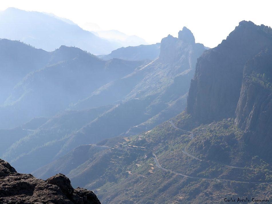 Tirajana - Ventana del Nublo - Gran Canaria
