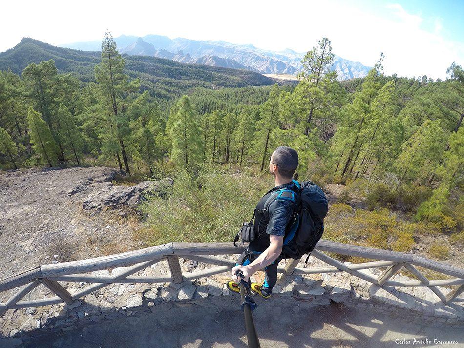 Degollada del Sargento - Parque Natural de Tamadaba - Gran Canaria