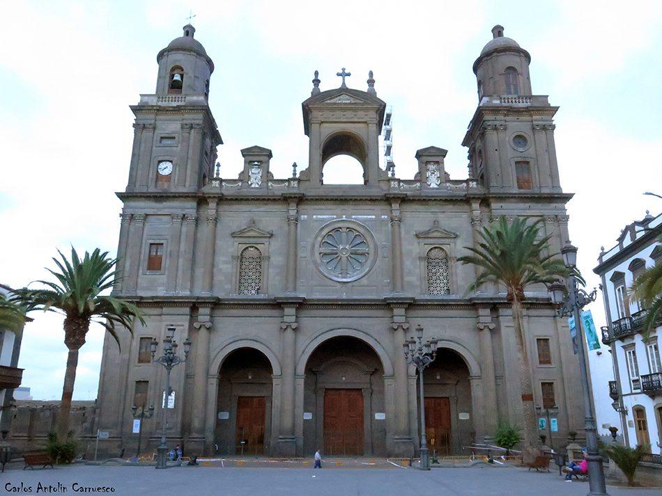 Las Palmas de Gran Canaria - Catedral de Santa Ana - Gran Canaria