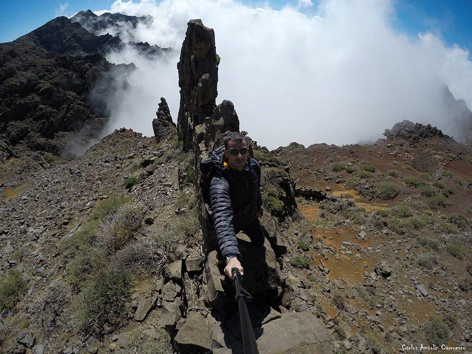 Roque de Los Muchachos - La Palma - gr131
