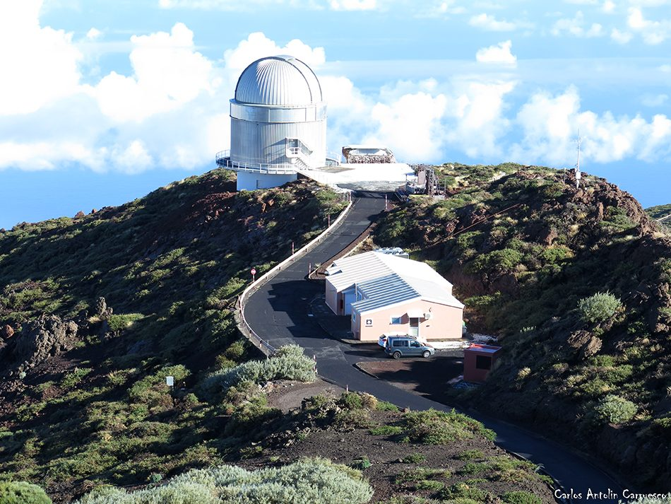 Roque de Los Muchachos - La Palma