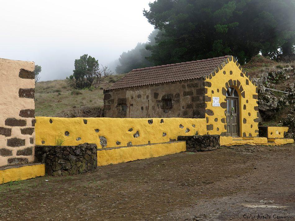 Camino de Jinama - Ermita Virgen de La Caridad - El Hierro