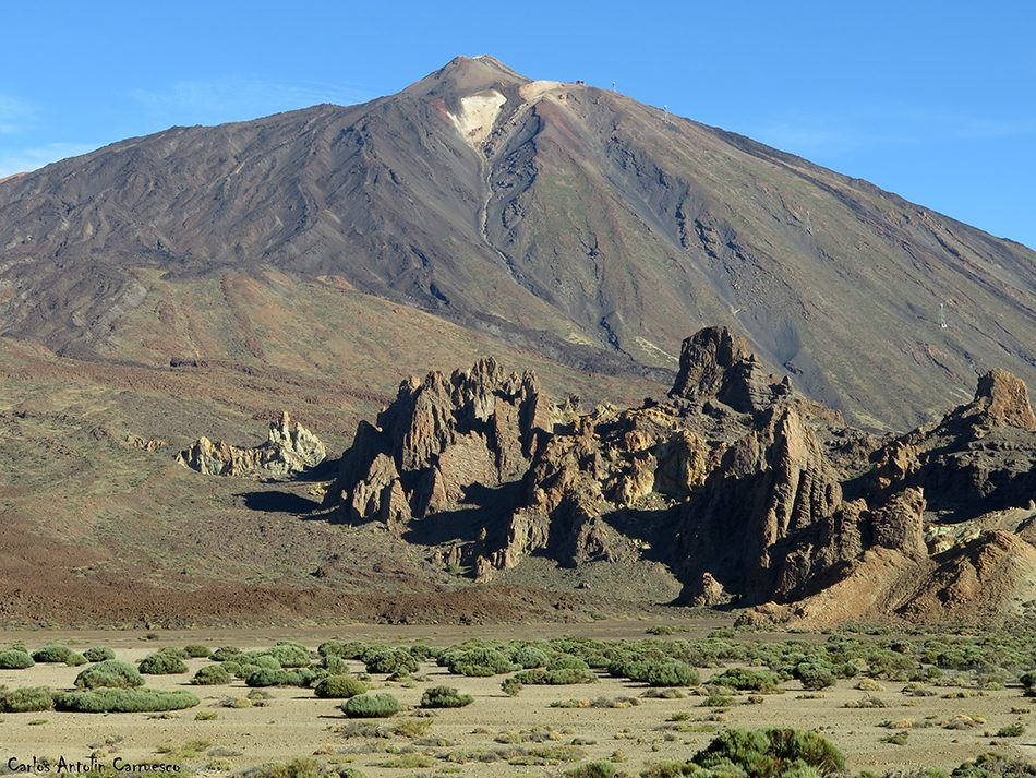 Roques García - Teide - Tenerife