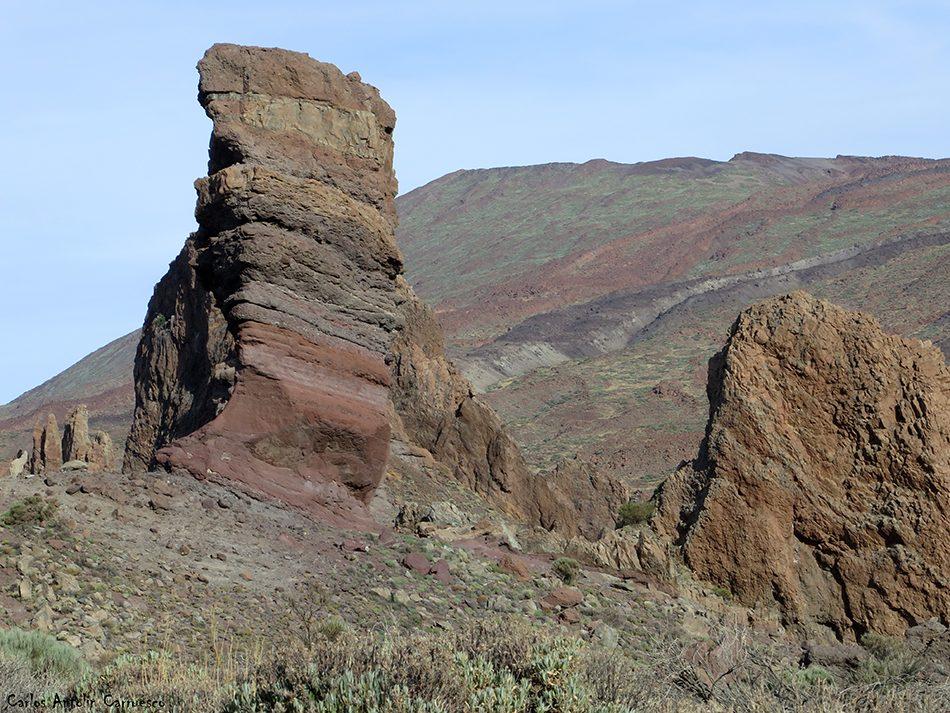 Roque Cinchado - Teide - Tenerife