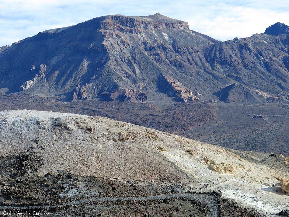 Sendero 7 -Teide - Tenerife - guajara