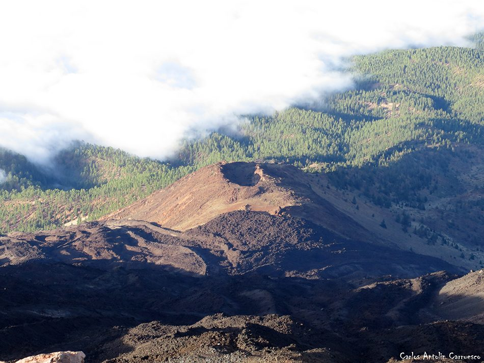 Teide - Pico Cabras - Tenerife
