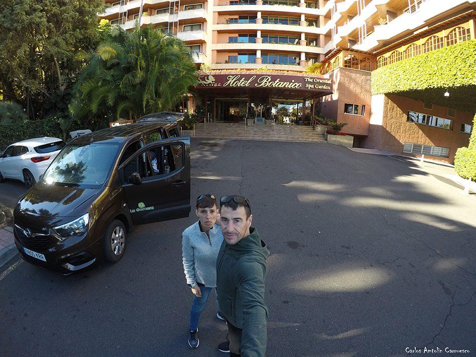 Hotel Botánico - Puerto de La Cruz - Tenerife
