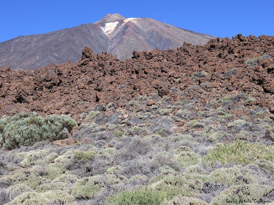 Mirador de La Ruleta - Roques de García - Tenerife - parque Nacional del Teide
