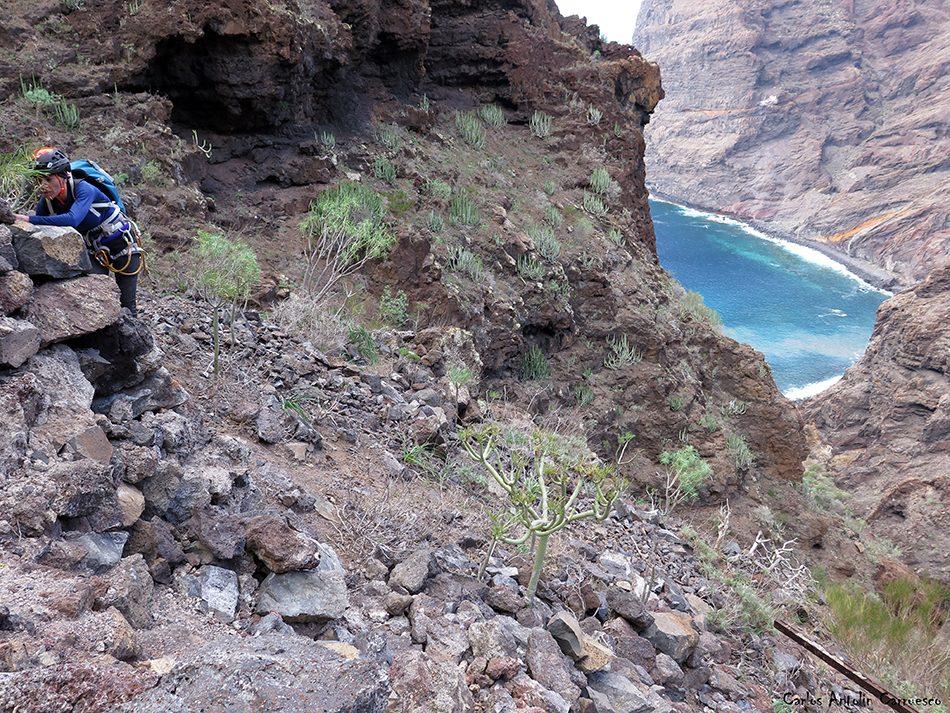 Los Gigantes - Seco - Tenerife