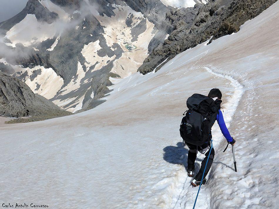 Monte Perdido - Ordesa - Huesca - la escupidera