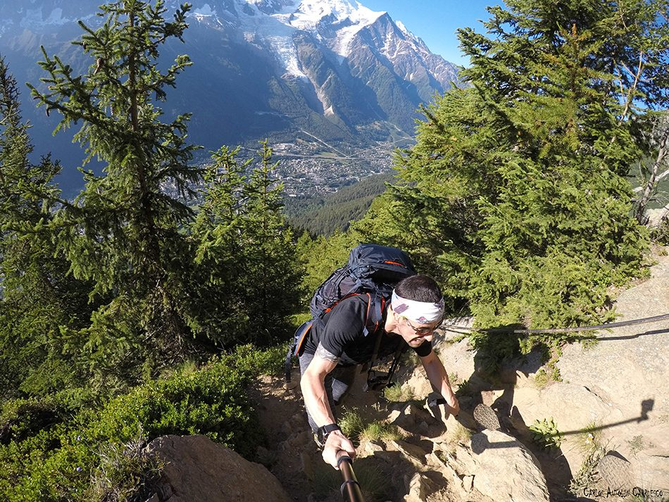 Le Brévent - Planpraz - Chamonix