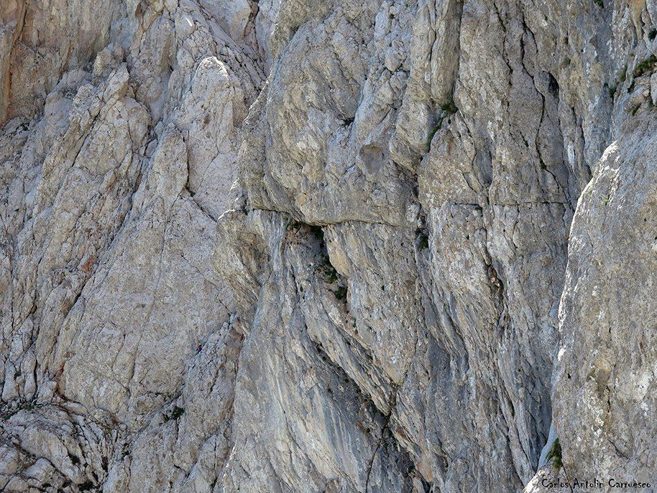 Pedraforca - El Calderer - Cara Norte
