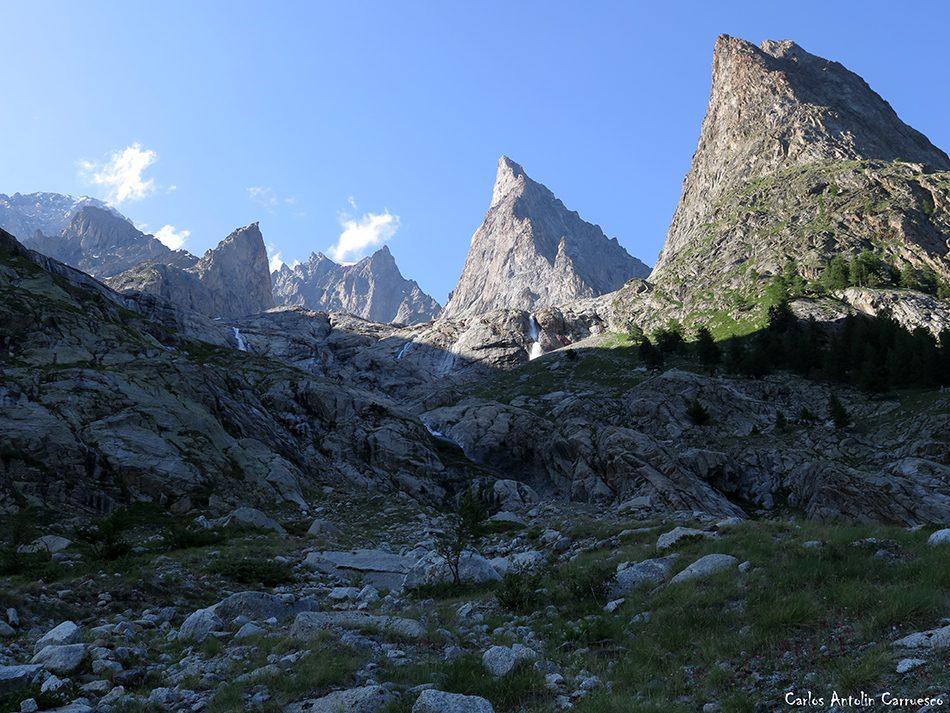 Val Veny - Franco Monzino - Monte Bianco