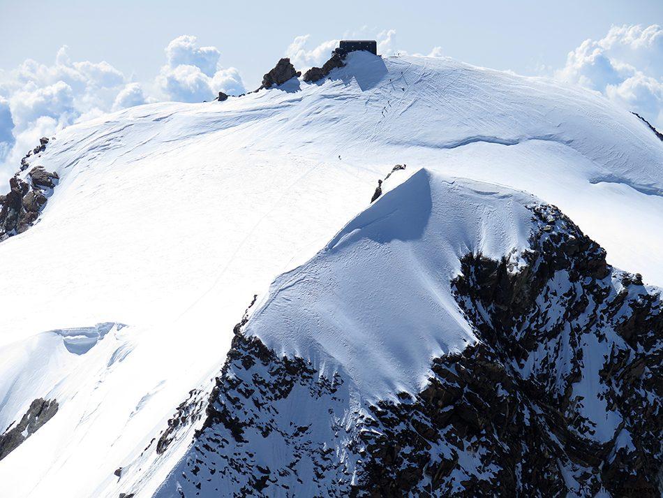 Dufourspitze - Monte Rosa