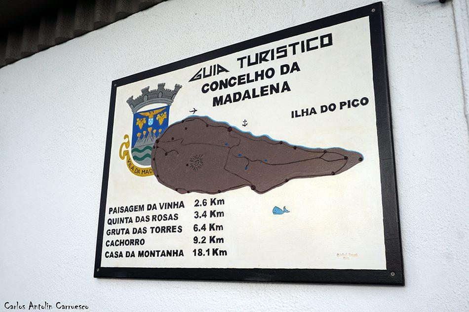Madalena - isla de Pico - Azores