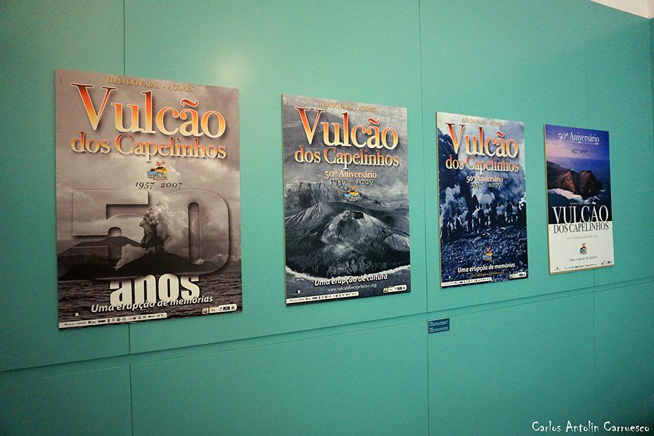 Capelinos - isla de Faial - Azores