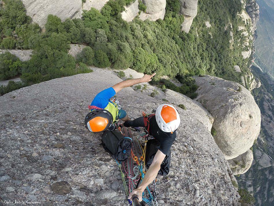 La Prenyada - Esperó Màgic - Montserrat