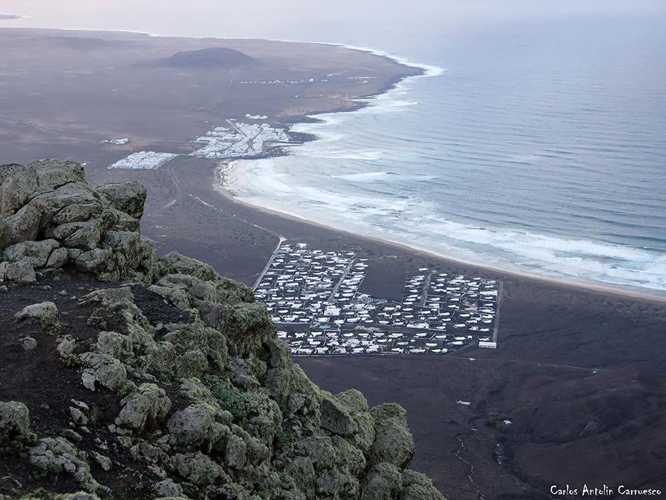 Peñas del Chache - Acantilados de Famara - Lanzarote