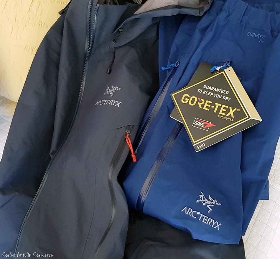 Gore-Tex Pro - Arc'teryx