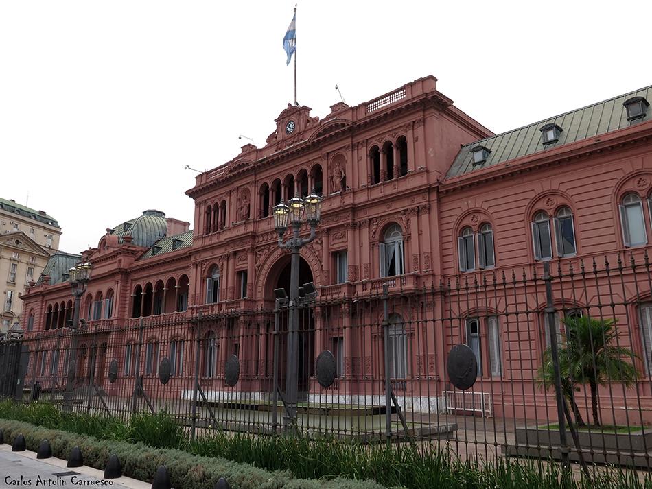Buenos Aires - La Casa Rosada - Argentina