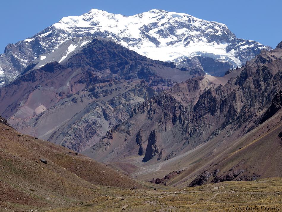 Horcones - Confluencia - Aconcagua